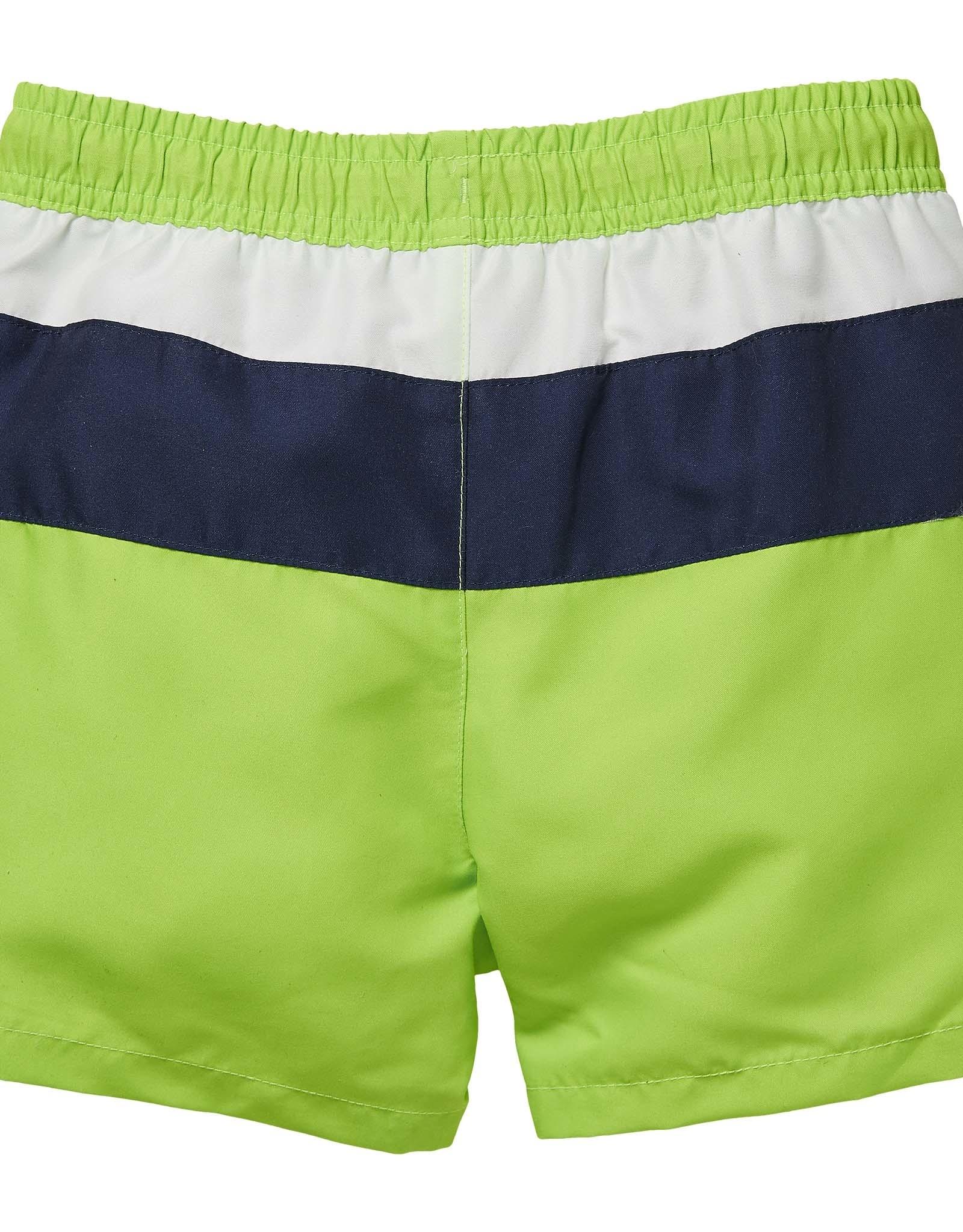Quapi Quapi zwemshort Faelan neon green