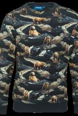 Someone Someone sweater Hinke navy