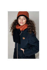 NoBell NoBell knitted scarf and hat 3900 star anise