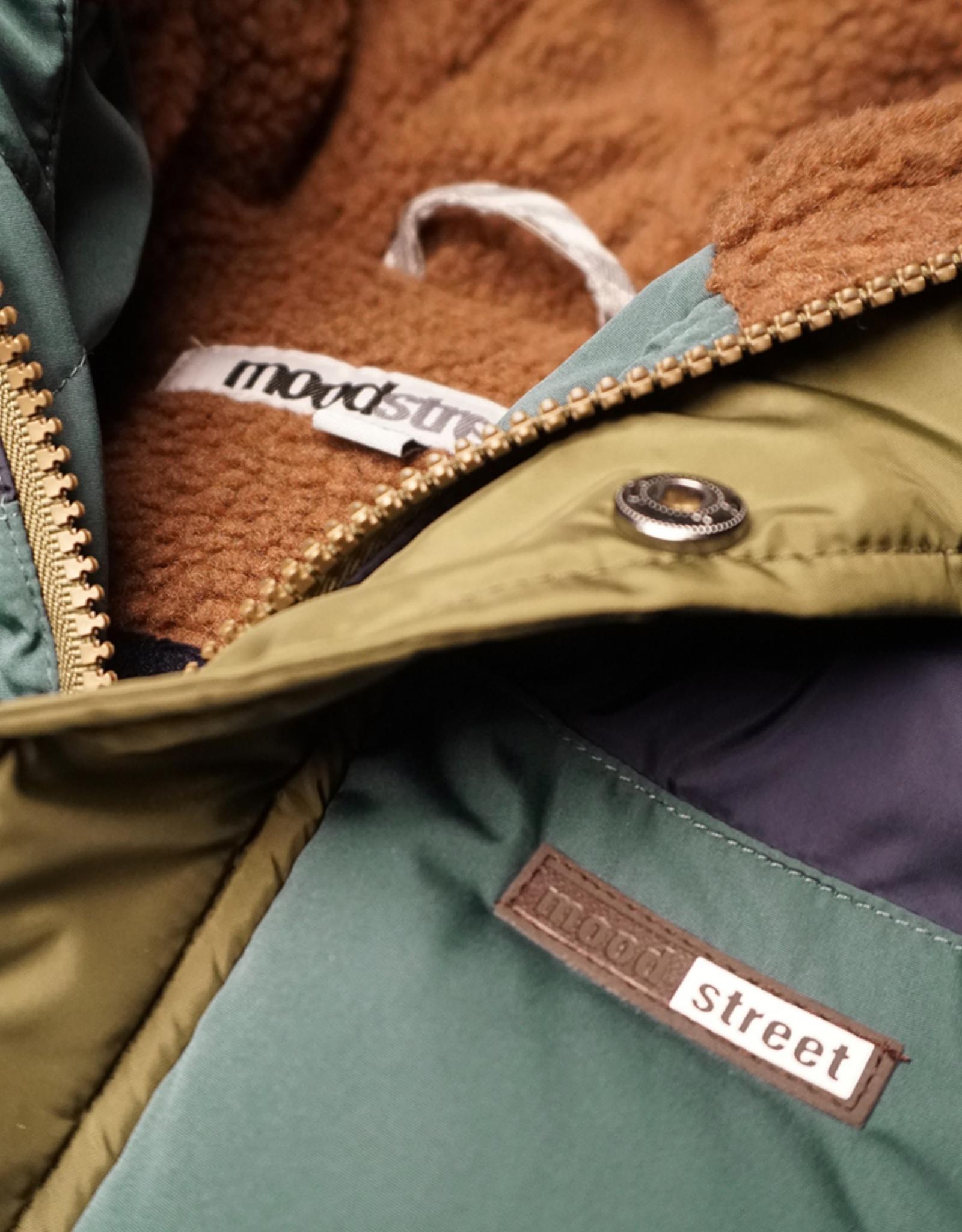 Moodstreet Moodstreet jacket 6223 Forest