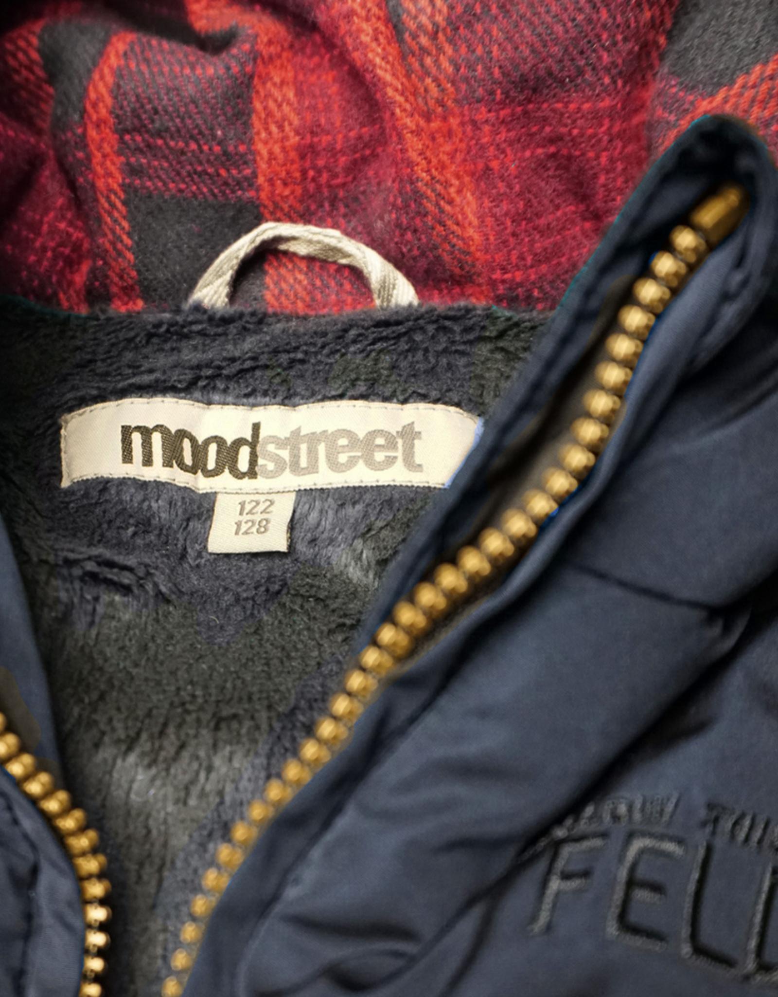 Moodstreet Moodstreet jacket 6227 navy