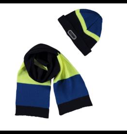 Tygo&Vito Tygo&Vito sjaal en muts 6920 safety yellow