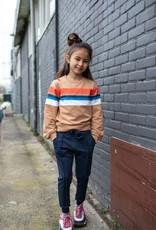 Quapi Quapi sweater Kelly caramel
