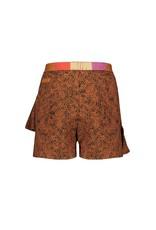 NONO NONO skirt-short 5604 caramel