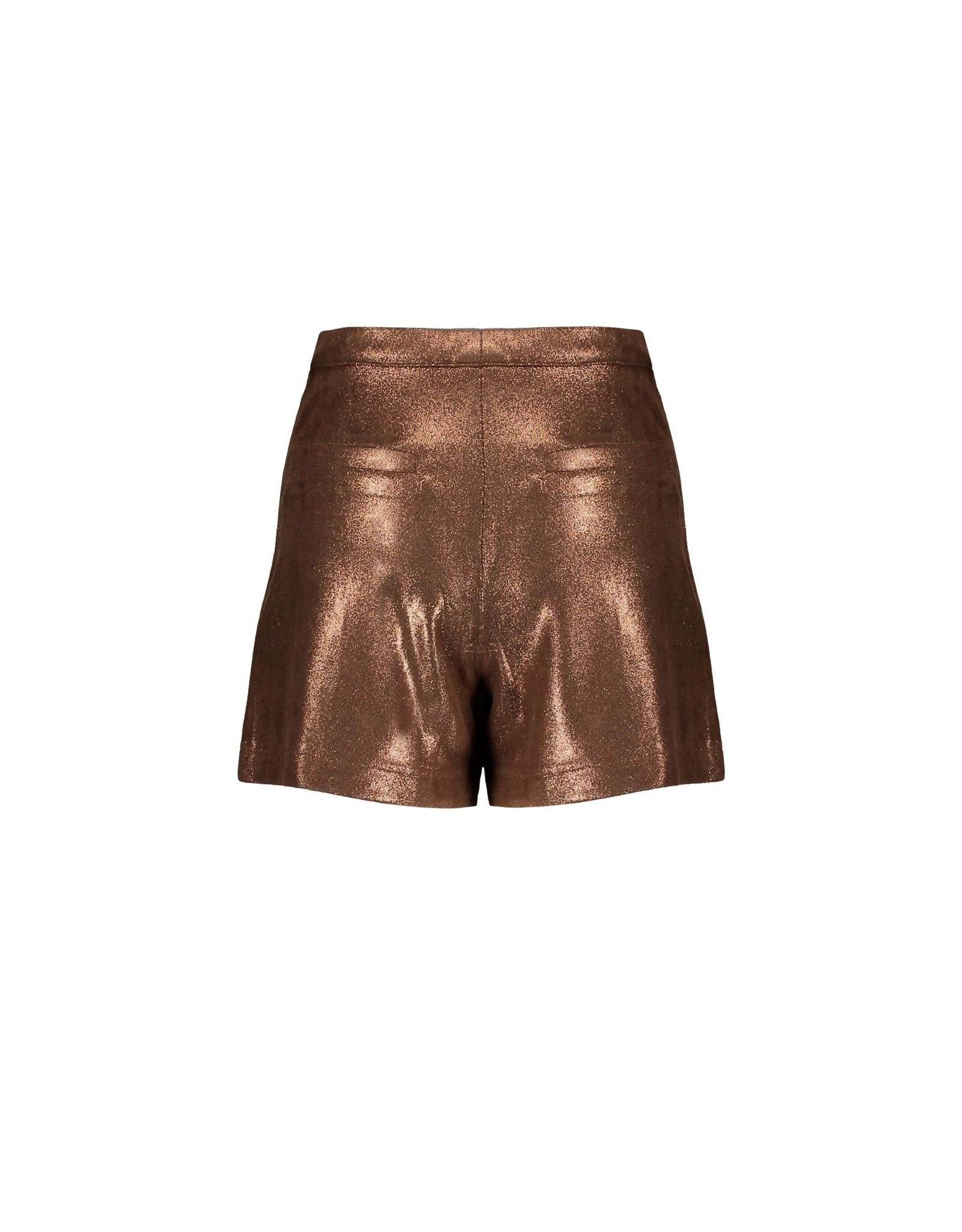 NONO NONO short with skirt 5608 warm copper