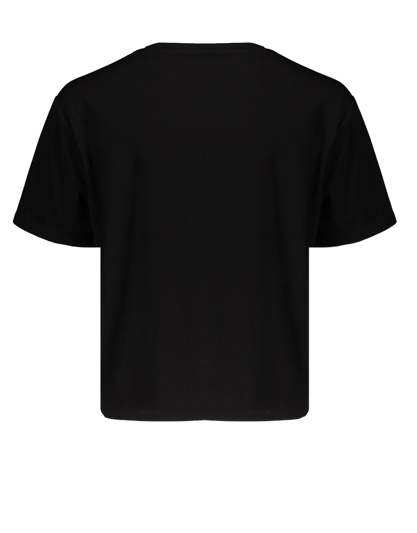 NoBell NoBell shirt 3400 jet black