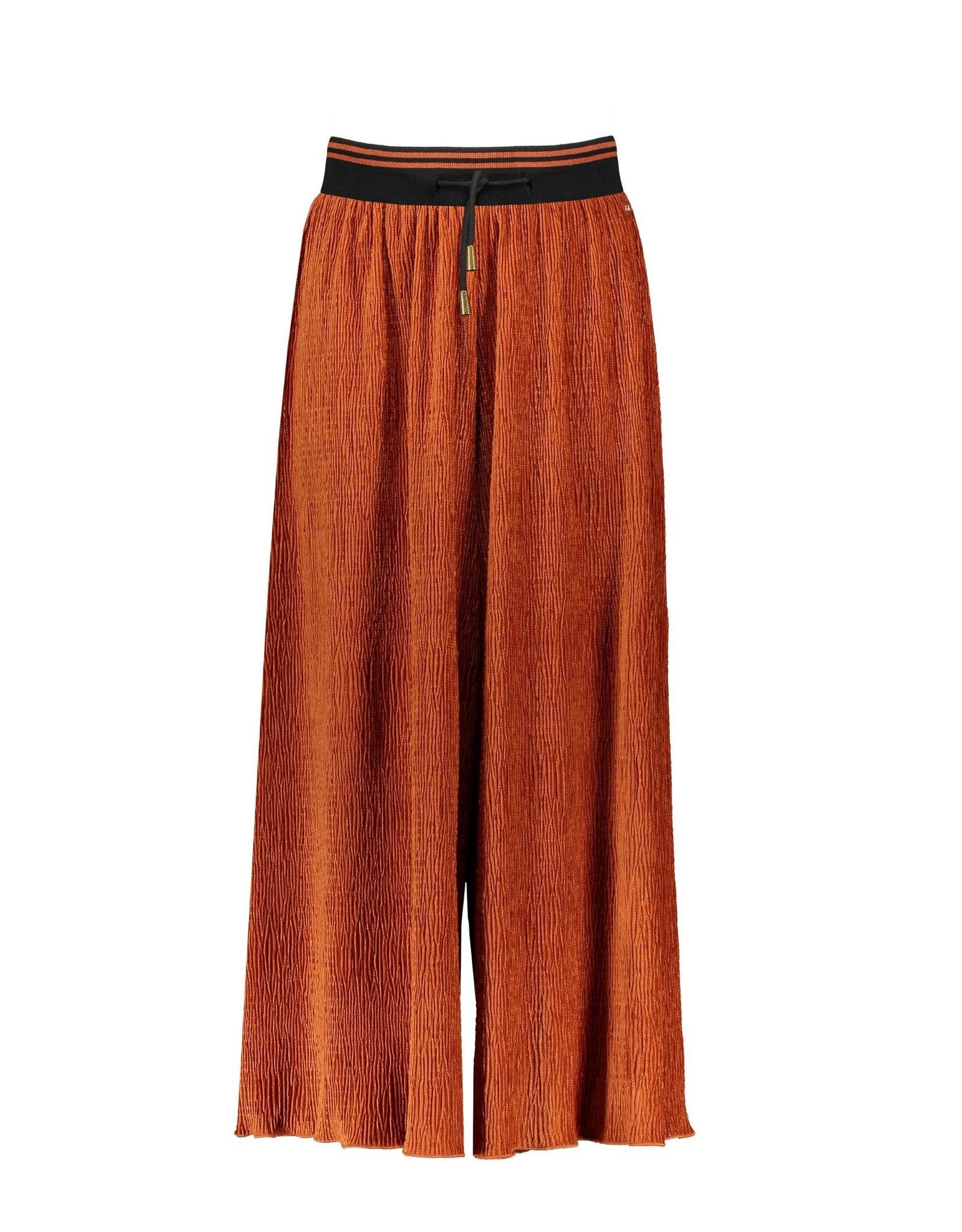 NoBell NoBell velvet culotte pants 3606 piment