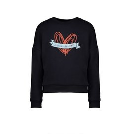 NONO NONO sweater 5306 navy blazer