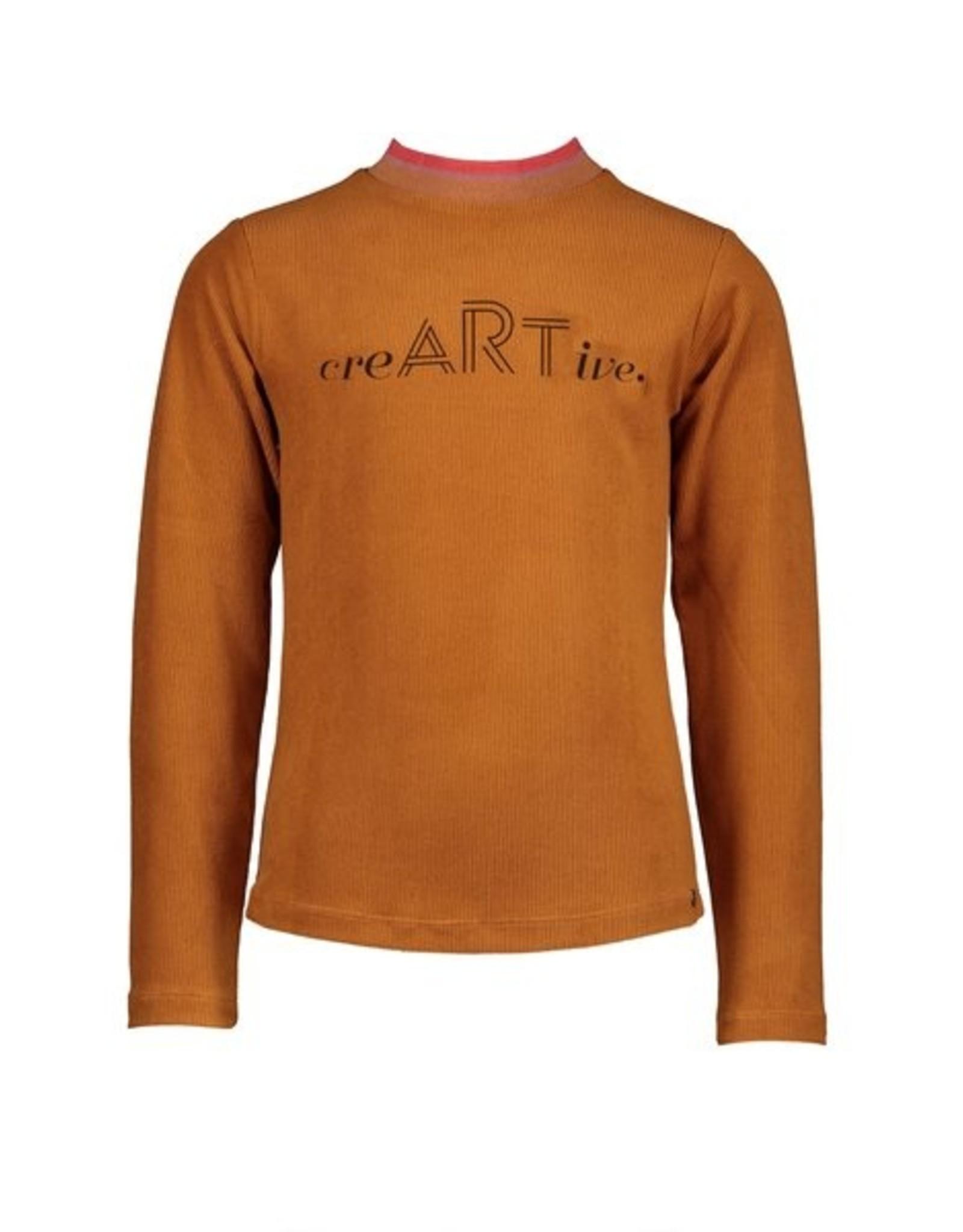 NONO NONO shirt 5406 caramel