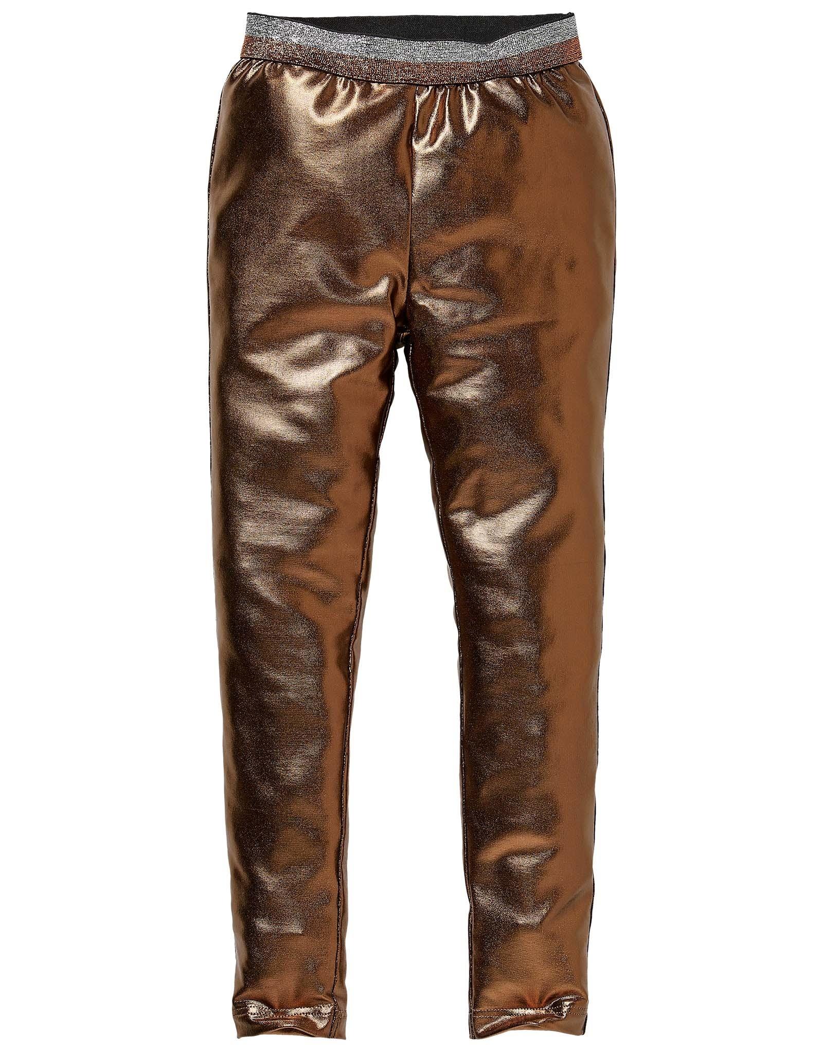 Quapi Quapi legging Kinza bronze