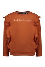 Moodstreet Moodstreet sweater 5343 rust