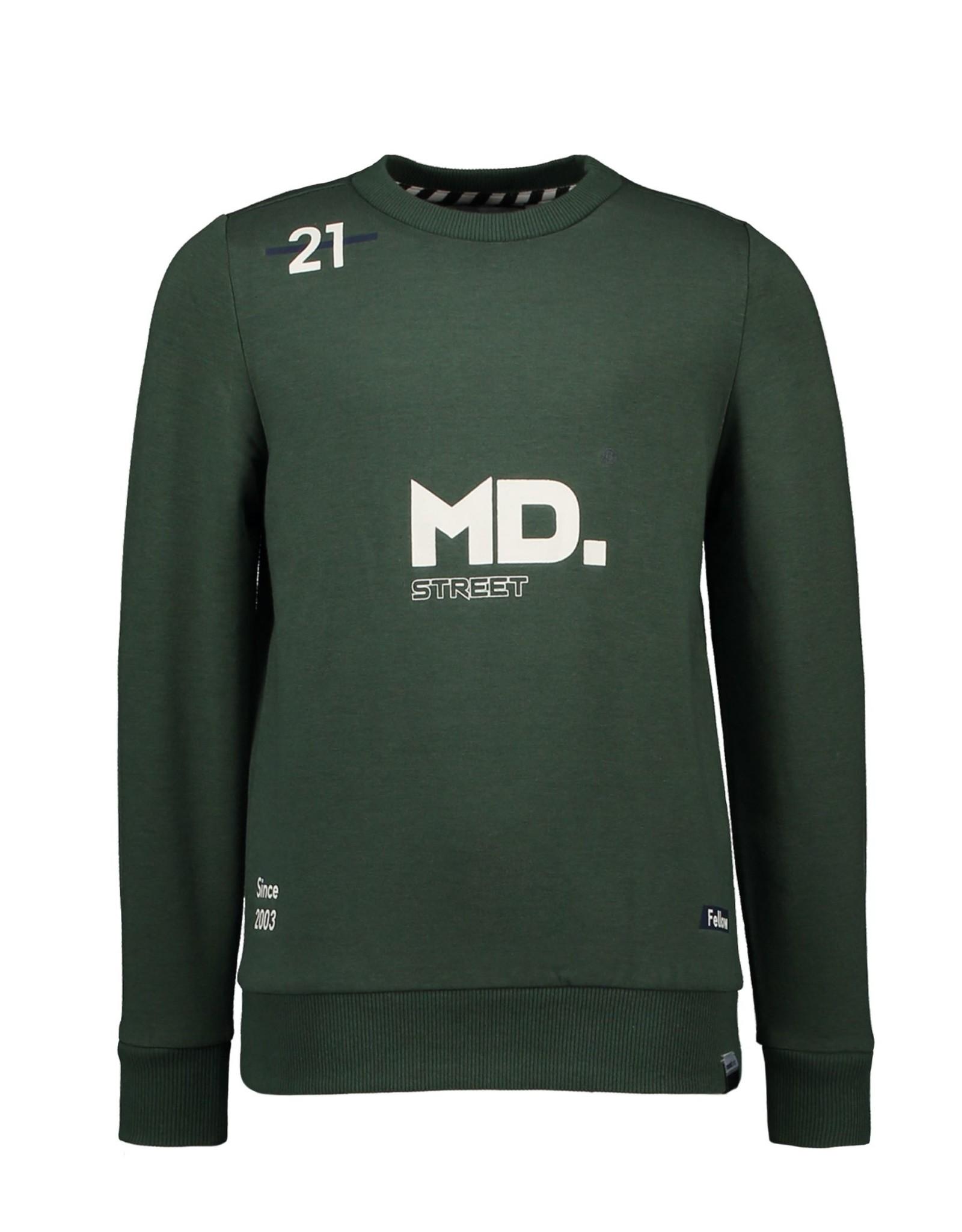 Moodstreet Moodstreet sweater 6383 forest