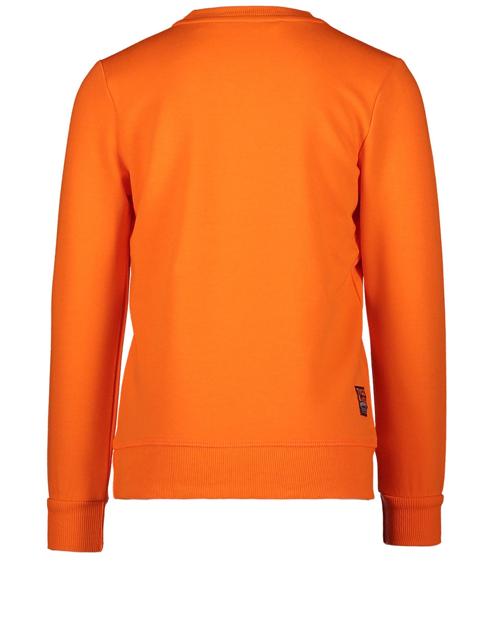 Tygo&Vito Tygo&Vito sweater 6320 shocking orange