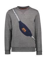Tygo&Vito Tygo&Vito sweater 6328 grey melee