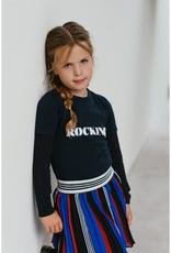 Topitm TOPitm dress Sammy black