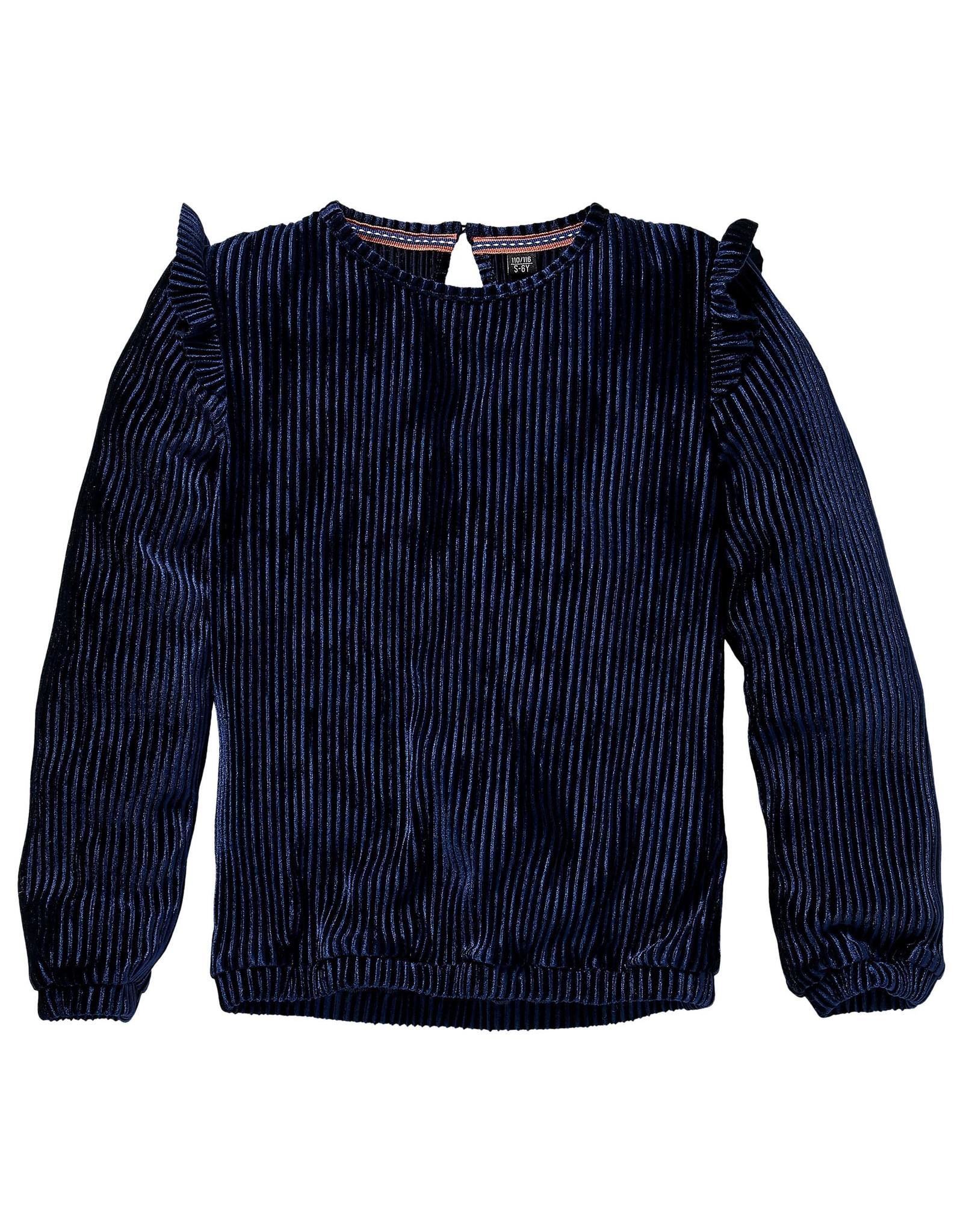 Quapi Quapi blouse Kelyn blue dark