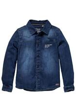 Quapi Quapi blouse Krijn blue dark