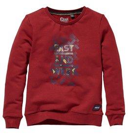 Quapi Quapi sweater Kenji red