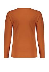 NoBell NoBell shirt 3402 cinnamon