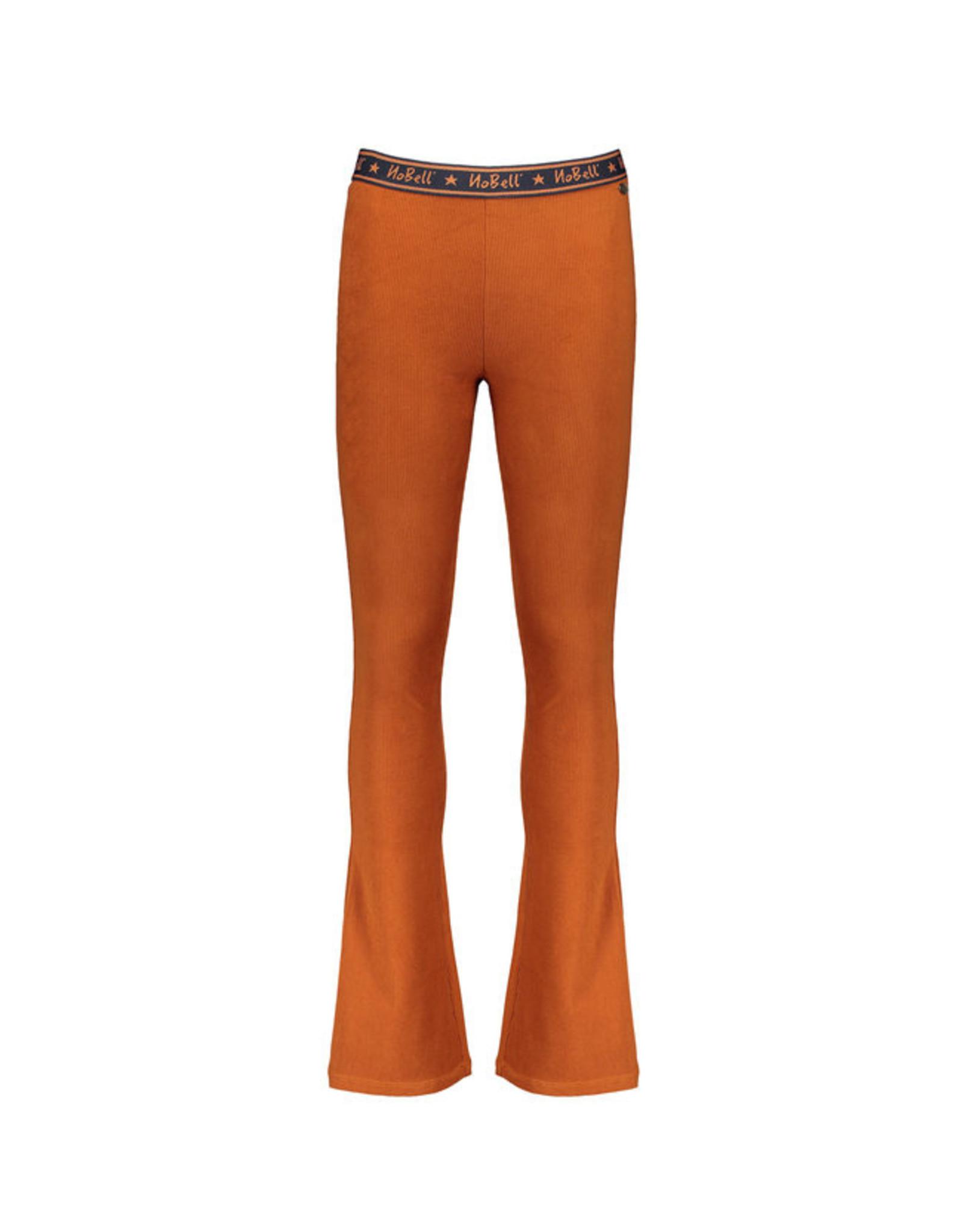 NoBell NoBell flared pants 3501 cinnamon