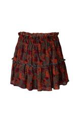 Topitm Topitm Ymke skirt aop flower