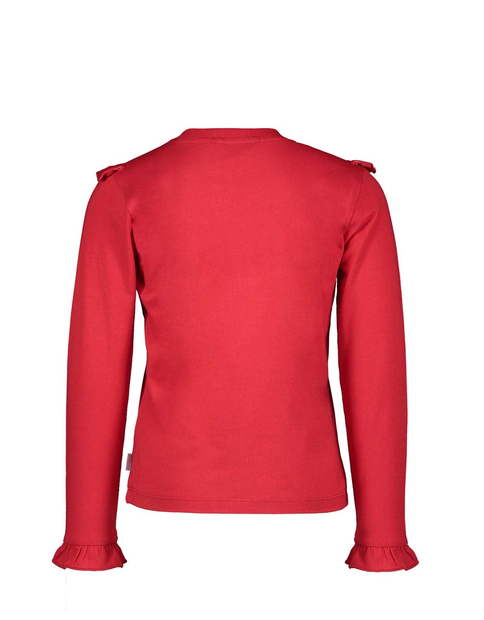 Moodstreet Moodstreet shirt 5404 red