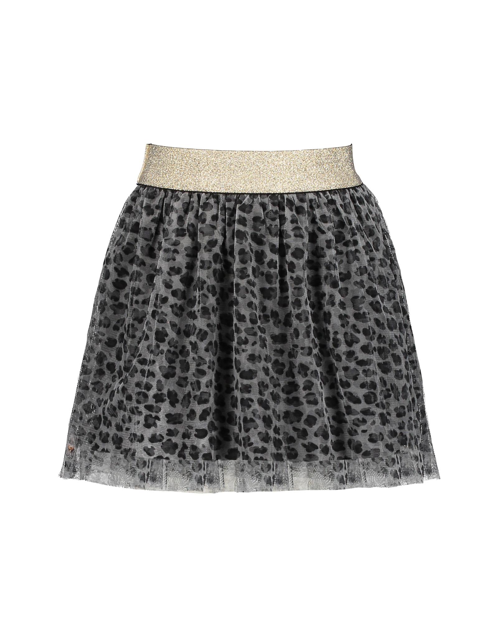 Moodstreet Moodstreet tulle skirt 5761 grey