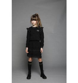 Moodstreet Moodstreet jurkje 5841 black