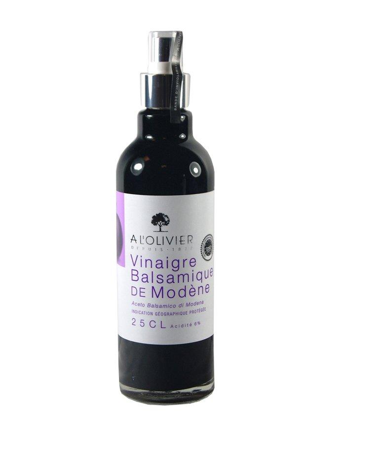 Balsamico azijn spray 250ml  A L'Olivier