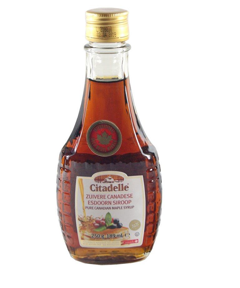 Maple Syrup 189ml Citadelle
