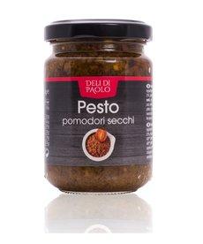 Deli Di Paolo Pesto zongedroogde tomaat 140g (90221)