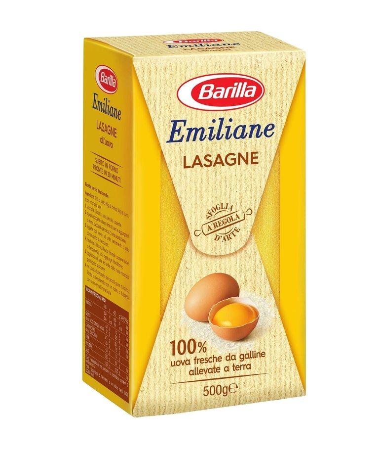 Lasagne eierpasta  no.199 500g Barilla