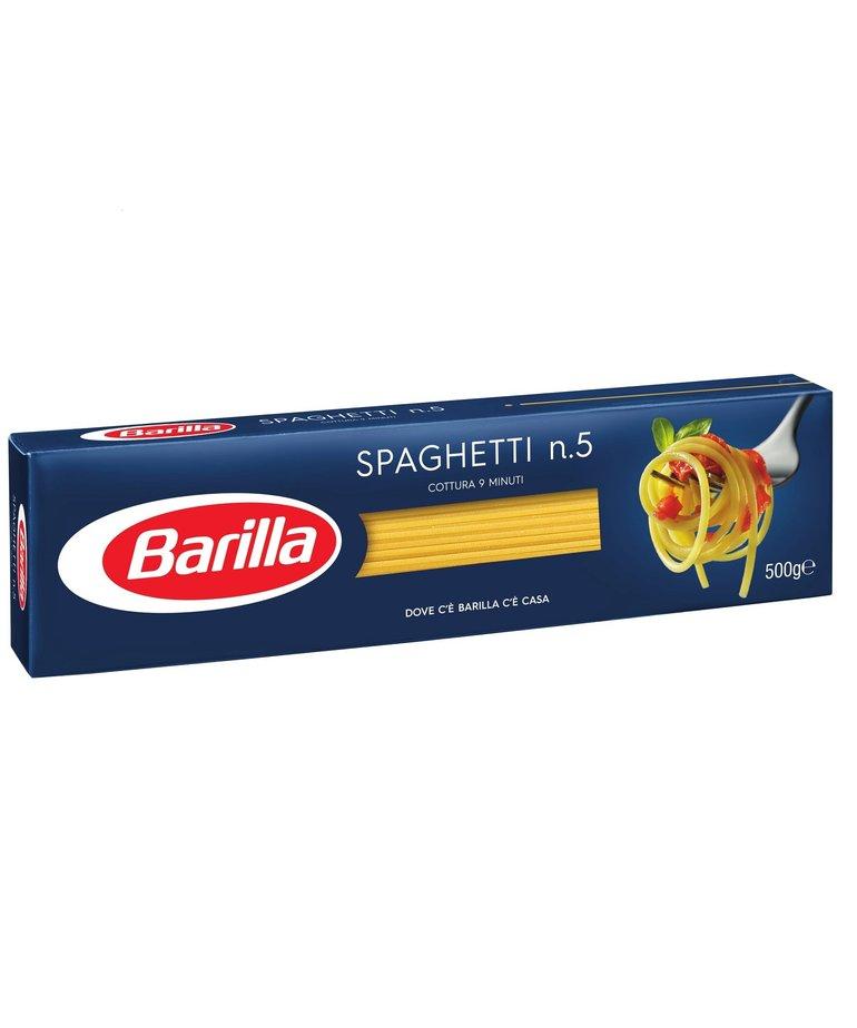 Spaghetti pasta no.5 500g Barilla