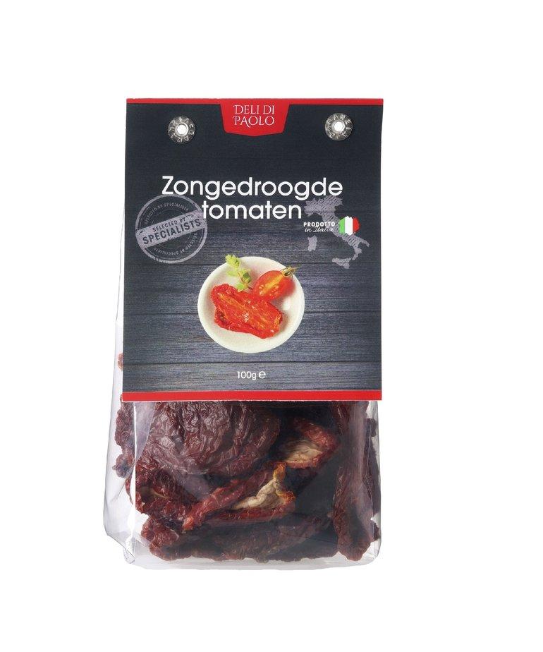 Deli Di Paolo Zongedroogde tomaten 100g Deli di Paolo