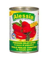 Gepelde tomaten (pelati) 400g (2012)