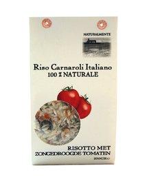Rijst risotto zongedroogde tomaat 250g (35998)