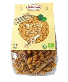 Dalla Costa Biologische fusilli pasta kikkerwerwten 250g (41370)