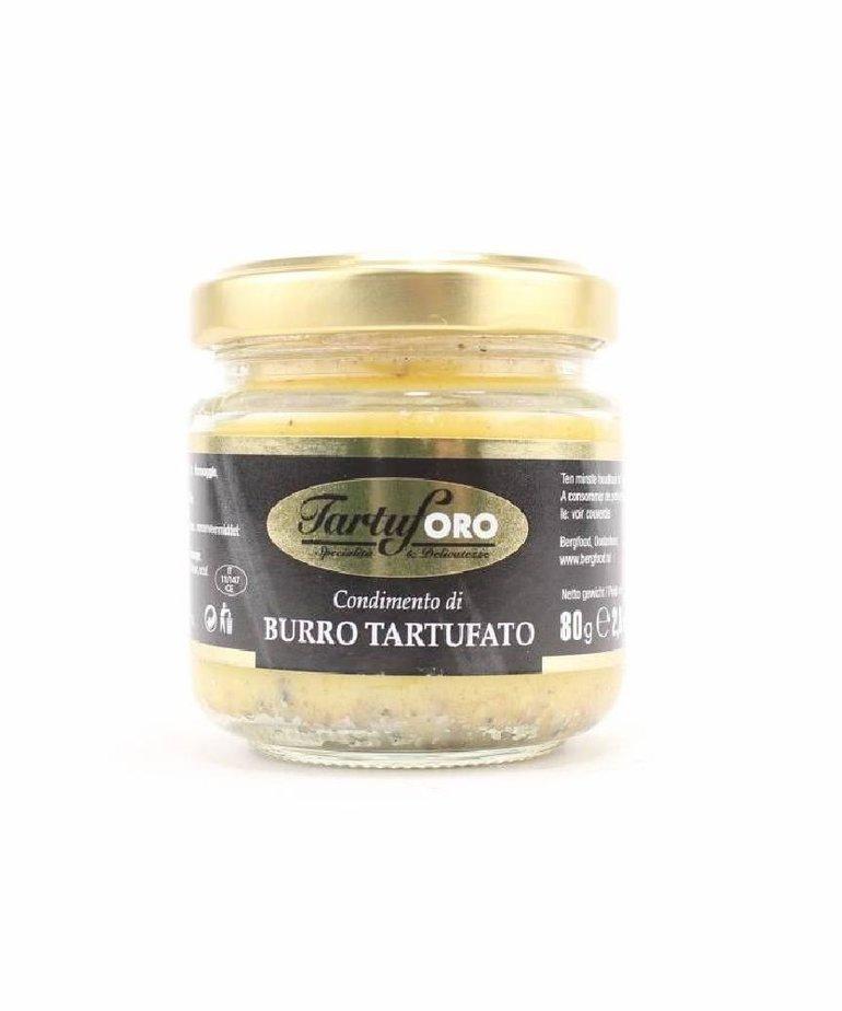 Truffel boter 80g Tartuforo