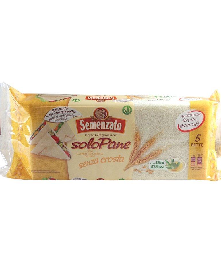 Tramezzini sandwichbrood 250g Semenzato