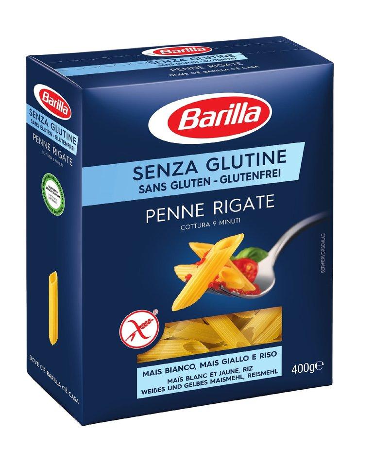 Glutenvrij penne rigate pasta 400g Barilla