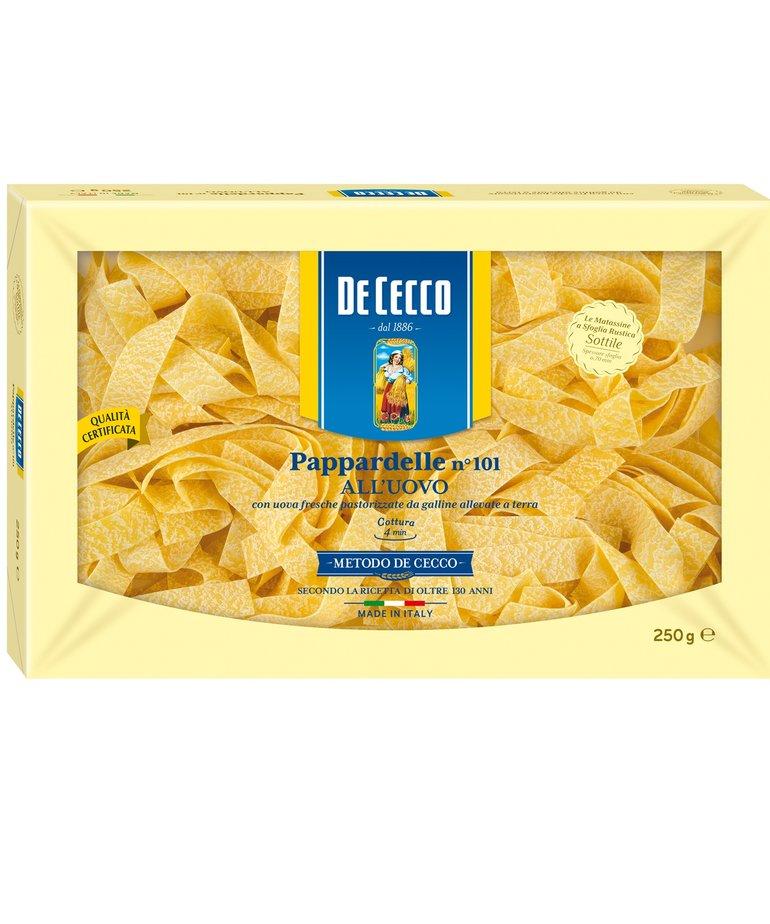 De Cecco Pappardelle eierpasta no.101 250g De Cecco