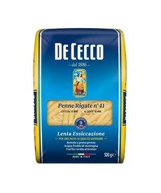 De Cecco Penne rigate pasta no.41 500g (1822)