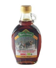 Biologische Maple syrup 250ml (48913)