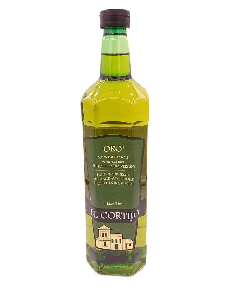 Olie Blend ORO 1l El Cortigo