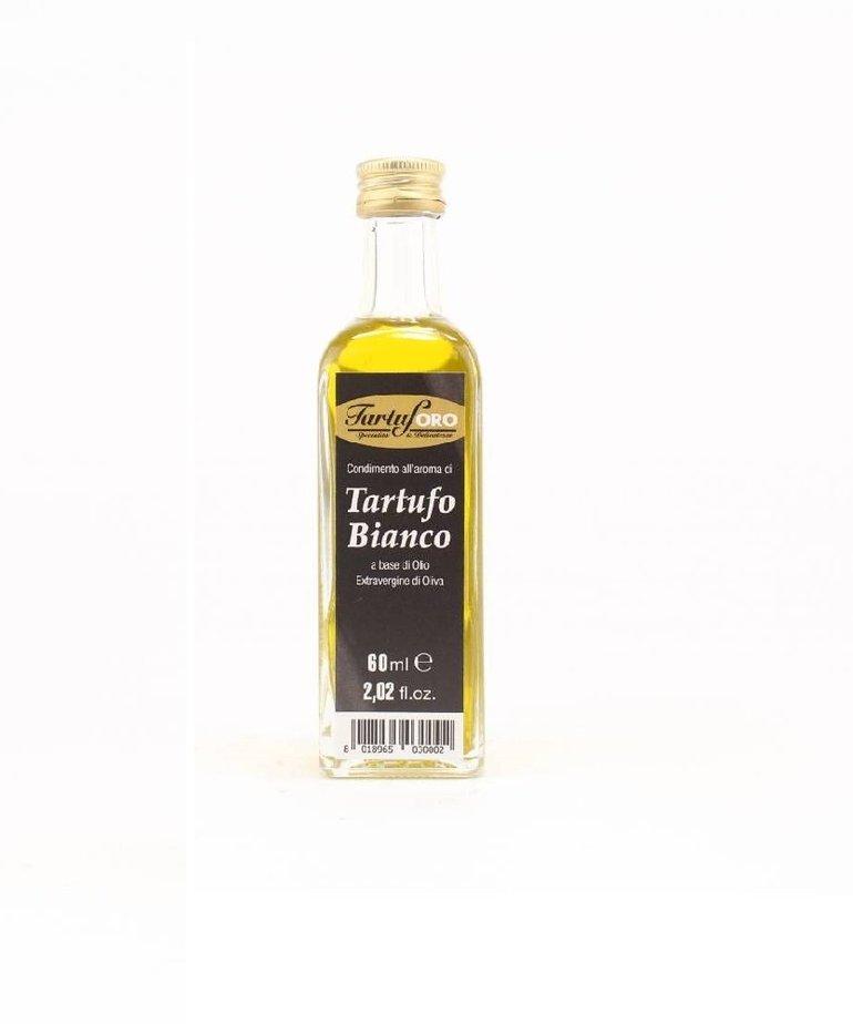 Olijfolie extra vergine witte truffel 60ml Tartuforo