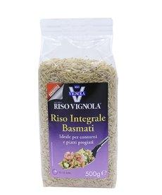 Rijst basmati volkoren 500g (35048)