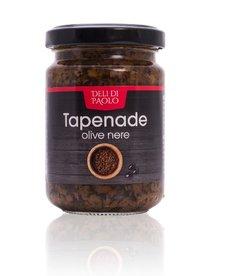 Deli Di Paolo Tapenade zwarte olijf 140g (90231)