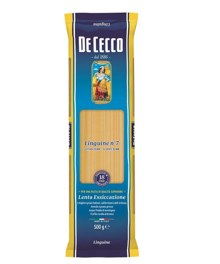 De Cecco Linguine no.7 500g De Cecco