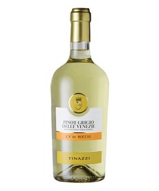 Tinazzi Pinot Grigio delle Venezie DOP 0.75l Ca' De Rocchi (6264)