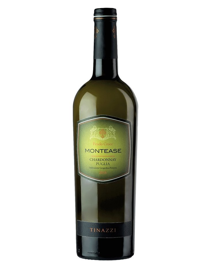 Tinazzi Montease   Chardonnay IGP. 0,75l Tinazzi